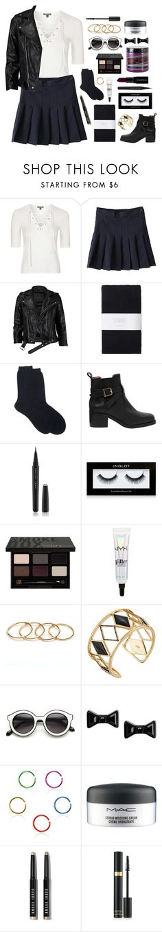 """""""- ̗̀ in the mirror you're a work of art  ̖́-"""" by i-get-a-little-bit-breathless ❤ liked on Polyvore featuring Topshop, VIPARO, Toast, Maria La Rosa, Carvela Kurt Geiger, Smashbox, Marc Jacobs, Inglot, Rebecca Minkoff and INDIE HAIR"""
