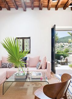 The legacy of the past and the spirit of modernity: summer villa in Ibiza | PUFIK. Beautiful Interiors. Online Magazine