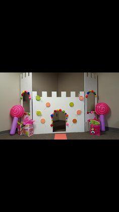 Candyland castle