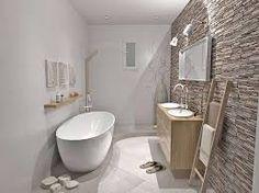 Salle de bain nature zen