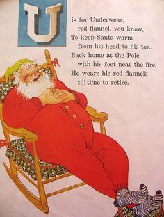 vintage Christmas illustration by lottielulu, via Flickr