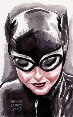 Catwoman by myconius on DeviantArt