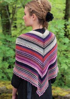 Brigitta by Louisa Harding  - Knitting Pattern - Louisa Harding - 1