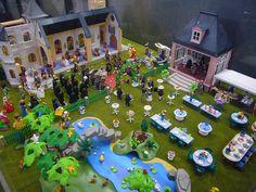 Diorama boda Playmobil   Diorama que montamos en la 7ª feria…   Flickr