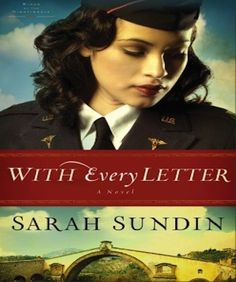With Every Letter | Sarah Sundin