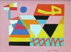 Blue Locket: monday thoughts: stuart davis, overlooked artist
