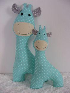 Żyrafa mała - BettyPillows - Poduszki dla dzieci