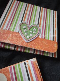 Post It Pads  Hearts pack of 2s by craftersdream2102 on Etsy