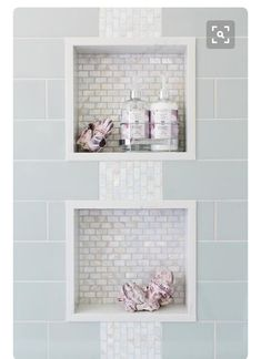 Love the different tile together