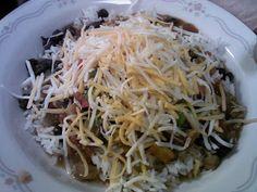 Mexican Gumbo (like Qdoba's)