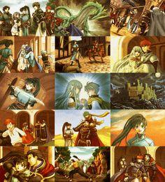 Fire Emblem: The Blazing Sword (Rekka No Ken) ♥