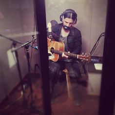 Tomo chewing a pic during VyRT MARSx Test. <3