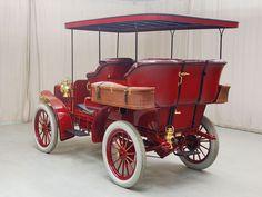 1904 White Type-D-Steam-Car