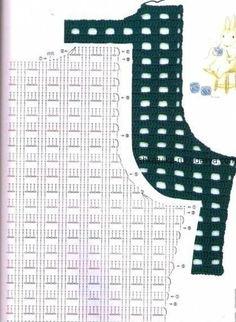 Fabulous Crochet a Little Black Crochet Dress Ideas. Georgeous Crochet a Little Black Crochet Dress Ideas. Gilet Crochet, Crochet Coat, Crochet Shirt, Crochet Jacket, Crochet Cardigan, Crochet Clothes, Crochet Stitches, Gilet Kimono, Knitting Patterns