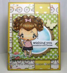 Splendid Stamping with The Greeting Farm