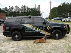 Hampton County Sheriff, K-9 Unit