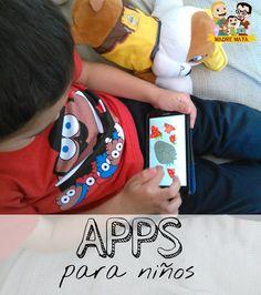 En este post encontrarás una relación de las 9 apps que mi Terremoto (las que más le ha gustado) y yo (por su capacidad educativa) recomendamos para peques de entre 2 y 3 años, que es el rango de e…