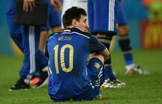 Germany vs Argentina world cup 2014 final Messi 10 208c6ccd17760