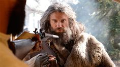 Photos - Hell on Wheels - Season 3 - Promotional Episode Photos - Episode - Big Bad Wolf - Christopher Heyerdahl, Anson Mount, Hell On Wheels, Big Bad Wolf, Event Photos, Episode 3, Season 3, Picture Photo, Favorite Tv Shows