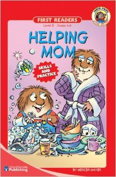 Helping Mom: Mercer Mayer: 9781577688167: Amazon.com: Books