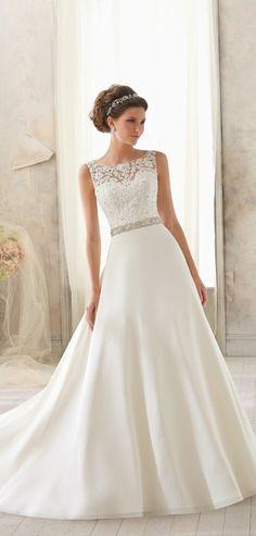 Ook heb ik voor een foto van een hele mooie bruidsjurk gekozen, omdat ik het gewoon hele mooie jurken vind en omdat ik hiervoor wil solliciteren!