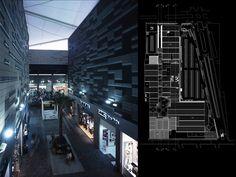 Paseo Acoxpa, sistema de fachada ventilada Alphaton