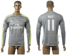 http://www.xjersey.com/201516-real-madrid-11-bale-away-long-sleeve-thailand-jersey.html 2015-16 REAL MADRID 11 BALE AWAY LONG SLEEVE THAILAND JERSEY Only $35.00 , Free Shipping!