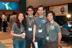 Cornell Systems Engineering students help out at Cornell Cup USA presented by Intel.