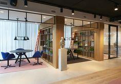 Office Design ING Amstelveen by Creneau International Belgium, www.creneau.com