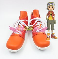 >> Click to Buy << Digimon Kanbara Takuya Daily Adult Cosplay Shoes Boots C006 #Affiliate
