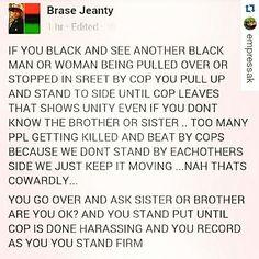 #BlackLivesMatter #Unity #RIPSandraBland
