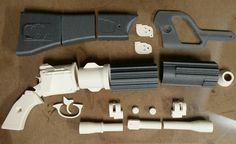 how to build a boba fett blaster - Cerca con Google