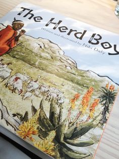 Niki Daly 2013 winner of the IBBY SA Award with The Herd Boy …. |