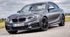 The BMW 2 Series Coupe: compact, athletic. The BMW 2 Series Coupe has been on the market since standing out alluringly from the rest of its segment wit. Cheap Luxury Cars, Best Luxury Sports Car, Cheap Sports Cars, Luxury Suv, Luxury Vehicle, Bmw F22, Best Compact Suv, Best Suv, Car In The World