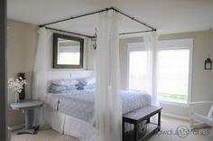 bed canopy ss