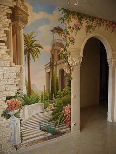 mural wall and relief - Wallpaper World