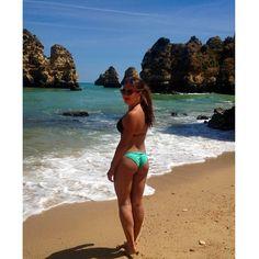 #bikini #tan #portugal #praia #south #algarve #aljezur #lagos #lisbon #beach #pacific #ocean #euro #eurotrip #instatravel #view #explore #wanderlust #adventure #traveltheworld #travelblog #triplookers #worlderlust
