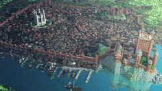 25 'Minecraft' Creations That Will Blow Your Flippin' Mind http://mashable.com/2013/02/13/amazing-minecraft-creations/ via @Mashable