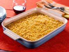 Garlic Grits Casserole Recipe : Trisha Yearwood : Food Network - FoodNetwork.com
