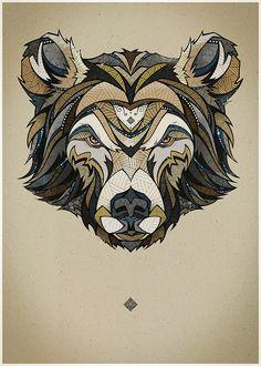 3 Animal Portraits on Character Design Served