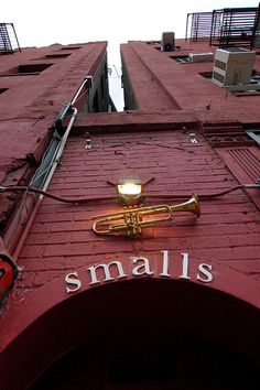 Small's Jazz Club NYC - hang out, listen to great jazz, see the beautiful people :)