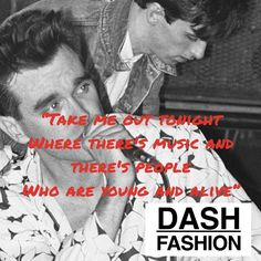 The first person who #comments with the name of the song that these lyrics come from AND the #band name gets a #discount code for 25% off of everything on DashFashion.Co #Music is such a huge part of our lives here at Dash Fashion and we #love this band and this song in particular. Good #luck!