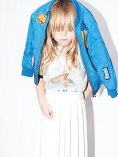 Série mode : Le retour de Romy | MilK - Le magazine de mode enfant