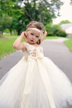 Check out this item in my Etsy shop https://www.etsy.com/listing/235435221/flower-girl-dress-ivory-flower-girl
