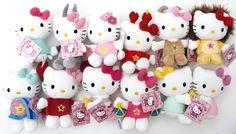 Hello Kitty horoskooppipehmo Leijona