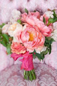 pretty for bridal bouquet or brides maids