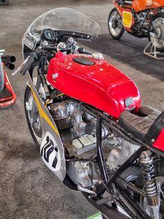 ..._Honda Race Four Cafe Racer