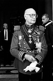 François-Xavier Seren François-Xavier Seren / Picturetank FXS0017887    Prince Guy de Polignac in the uniform of the Maltese Order at the Versailles Castle (deceased).