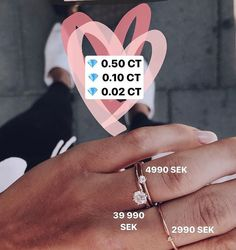 This ☝️ insta story yesterday turned out to be my most popular story ever, so here you have it again!  For those of you who forgot to screen shot  Here's our most popular diamond rings: the Solitaire with an 0.50 CT diamond, Not So Tiny with an 0.10 CT diamond and the Tiny Diamond Ring with an 0.02 CT diamond.  And this must mean you'd like to learn more about diamonds right?! ✊️✨ #mumbaistockholm #diamonds #comparisons #thesolitaire #notsotinydiamondring #tinydiamondring
