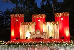 Pin by tee hardy on wedding ideas pinterest what s marriage stage decoration junglespirit Images